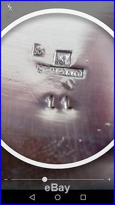 Ancien shaker art deco saint medard metal argenté deco coeur presse agrume super
