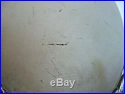 Applique Murale Pate De Verre Bronze Argente Muller Freres Luneville 1925/30