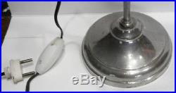 Belle LAMPE DE BUREAU Relevable et Orientable ART DÉCO