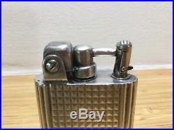 Briquet Argent Lancel Art Dèco Design 1930 A Essence