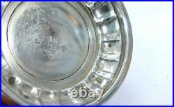 Christofle très original service à thé/café Art Déco, 4 pièces, métal argenté