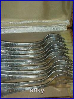 Gros LOT couvert/ METAL ARGENTE/métal blanc/art déco/ art de la table