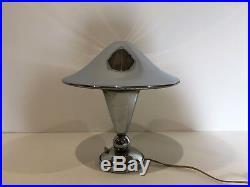 Jolie Lampe de bureau / chevet Art Déco Vintage des années 50's