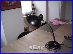 Kaiser Idell lampe art deco 30s BAUHAUS ATELIER lamp VINTAGE no jielde jumo