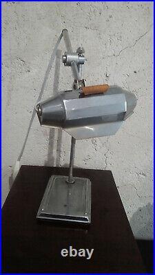 Lampe Pirouett Art Deco