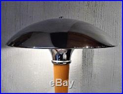 Lampe champignon dite Paquebot