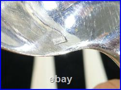 Menagere ART DECO RAVINET DENFER en métal argenté modele POLO 61 pieces