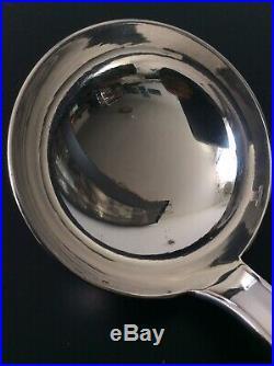 Ménagère en métal argenté Christofle modèle Atlas Design Luc Lanel Art Déco