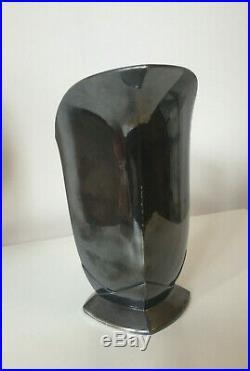 Pichet métal argenté Art Déco Christofle Gallia modèle de Louis Sue. 1925