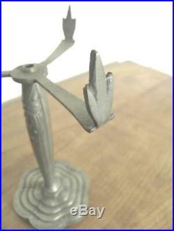 Pied De Lampe Art Déco Gilles Hettier Maynadier Robert (214)