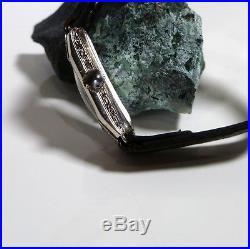 Style Ancien Montre Femmes en Platine 10 Diamants Fabriqué en Suisse Norexa