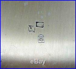 WMF IKORA Bougeoir art deco métal argenté, signé, art nouveau